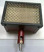 газовый нагреватель прометей